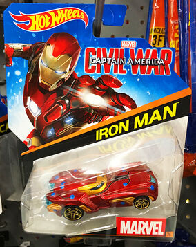 Iron Man 2016 Civil War