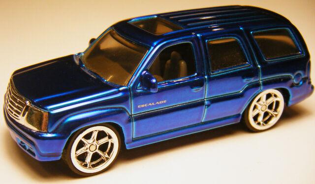 File:Cadillac Escalade - Spectraflame Blue.jpg