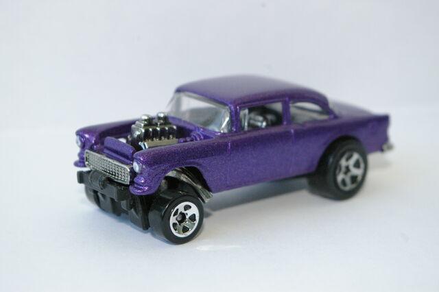 File:Custom '55 Chevy Bel Air Gasser.JPG