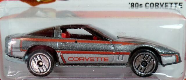 File:'80's Corvette-2012 The Hot Ones.jpg
