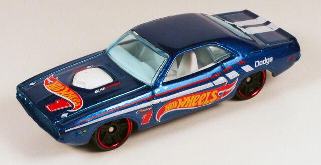 File:70 Dodge Challenger - 12 HW Racing.JPG