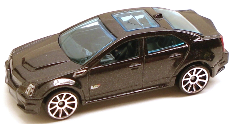 09 Cadillac Cts V Hot Wheels Wiki Fandom Powered By Wikia