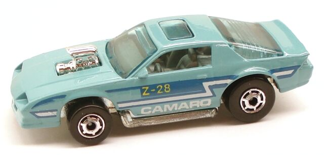 File:80sCamaro Turquoise HOC.JPG