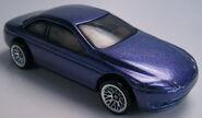 Lexus SC400 dark purple metallic BBS 1998