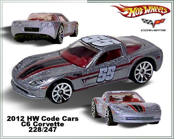 File:2012 HW Code Cars C6 Corvette 228-247.jpg