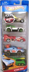 5Pack 2011 AttackPack