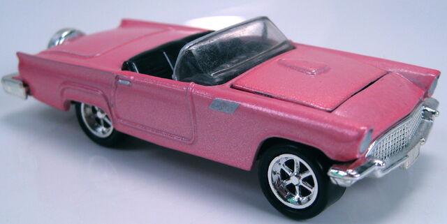 File:Ford thunderbird conv pink met 100 anniversary of auto set.JPG