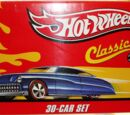 Hot Wheels Classics Series 5 Boxed Set