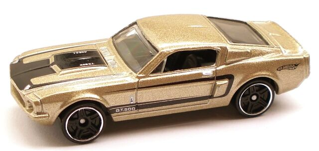 File:67shelbyGT500 Muscle GoldPR5.JPG
