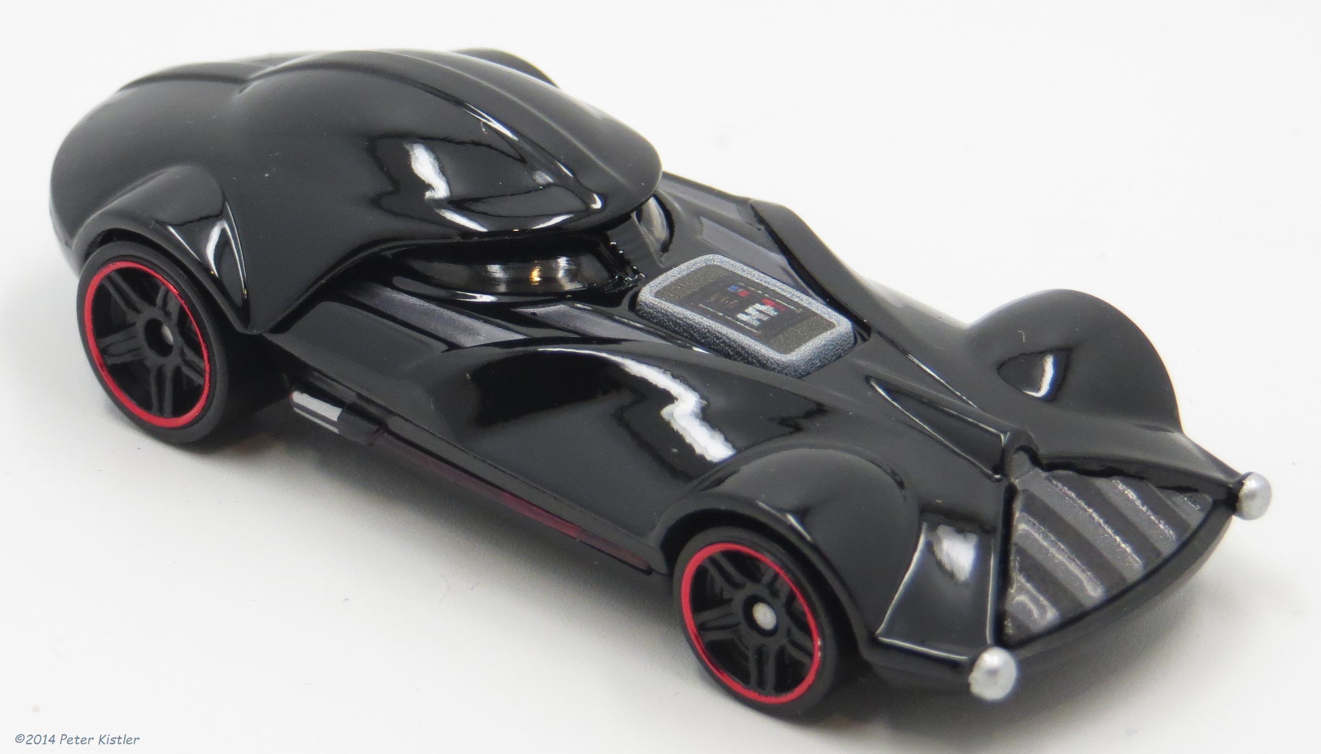 Car Wars: Star Wars Character Cars