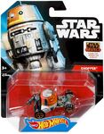 CGW46 Hot Wheels Star Wars Character Car Chopper XXX