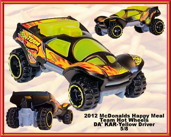File:2012 McDonalds Happy Meal Team HW DA' KAR-Yellow Driver.jpg