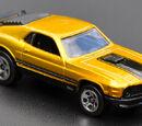 Mustang Mania Set