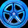 Chrome Blue & Transparent Blue OH5SP