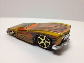 '74 Chevy Monte Carlo (Hardnoze)