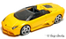 Lamborghini reventon roadster yellow