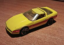 '80's Corvette Retooled Versions - 2008