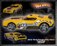 2012 Thrill Racers-City Stunt Fast Fish
