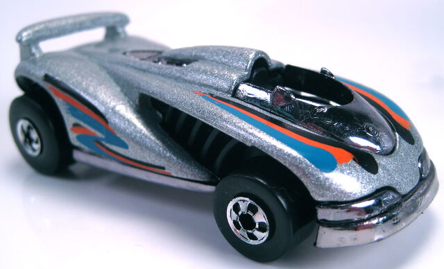 File:Speed shark silver BW tinted chrome mal base 25th ann 5 pack 1993.JPG