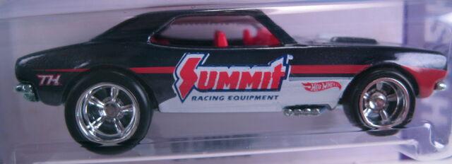File:'67 Camaro super secret Treasure Hunt Summit racing 2013.JPG