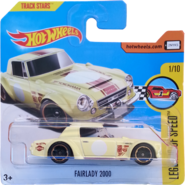 Fairlady 2000 package front