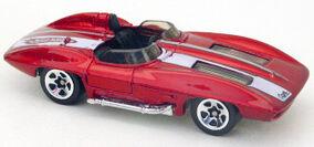 Corvette Stingray - 06 Corvette 5-pack