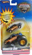 Monster Duo - Hot Wheels