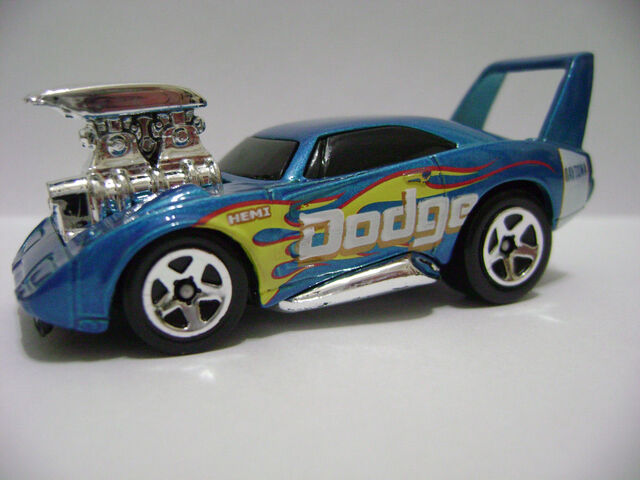 File:2007-1970 Dodge Charger Daytona.jpg