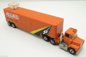 Mack Moving Van-24686