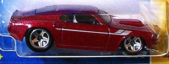 File:'69 mustang dk red 5 spoke.JPG