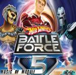 Battle force 5 soundtrack