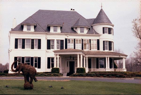 1 Observatory Circle-VP residence