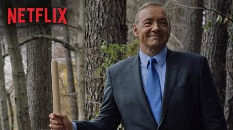 House of Cards - Dig - Season 4 - Netflix HD