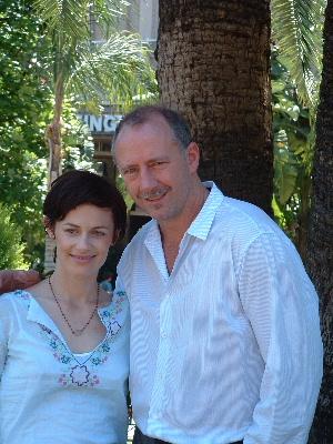File:GeorgeMason and Sarah Clarke.jpg