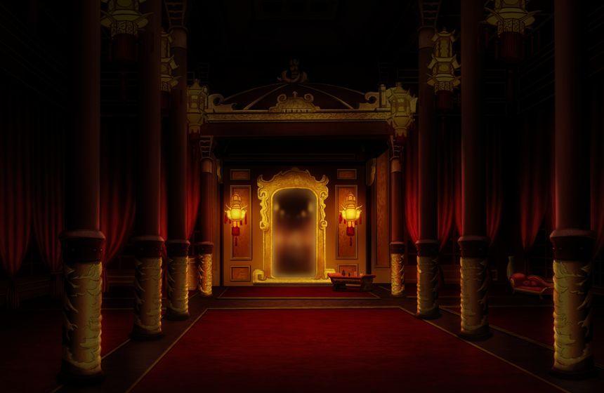 Fire Nation Royal Palace Hou Tian An Avatar The Last