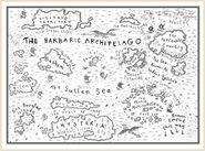 Barbaric archipelago