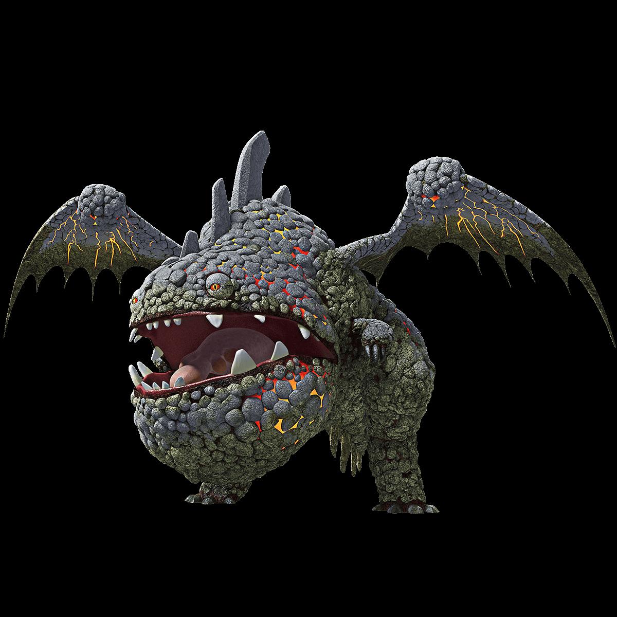 Eruptodon How To Train Your Dragon Wiki Fandom Powered