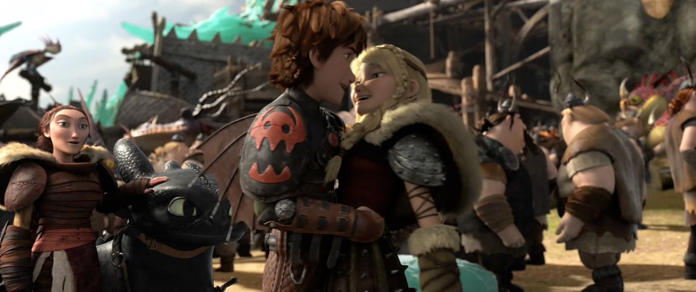how to train your dragon 2 hiccup and astrid relationship wallpaper