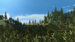 Midnight Scrum title card