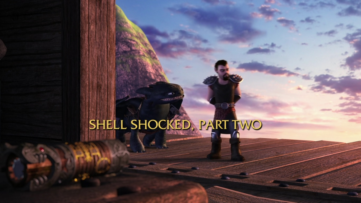 Shell Shocked, Part 2  How To Train Your Dragon Wiki  Fandom Powered By  Wikia