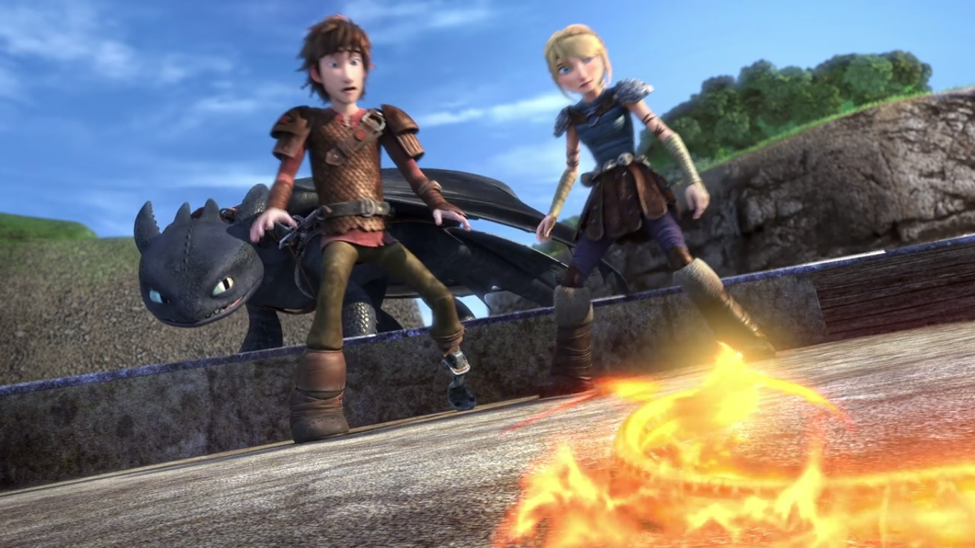 Reign Of Fireworms  How To Train Your Dragon Wiki  Fandom Powered By Wikia