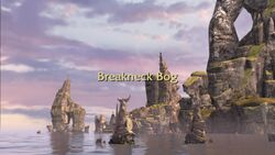 Breakneck Bog title card