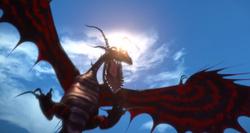 Titan wing monstrous Nightmare