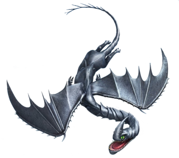 Razorwhip How To Train Your Dragon Wiki Fandom Powered