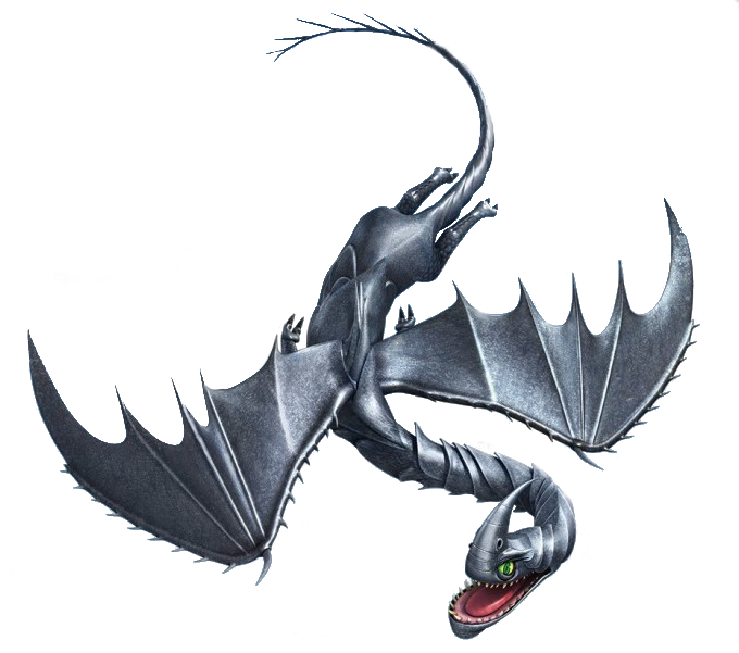 which how to train your dragon dragon are you