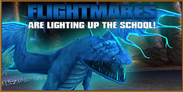 Flightmare in School Of Dragons
