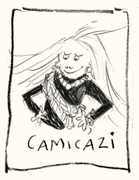 Tribe camicazi