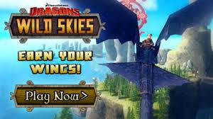 Dragons: Wild Skies
