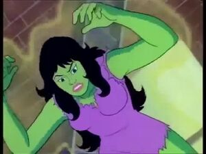 Enter She-Hulk
