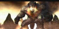Hulk cinza gigante